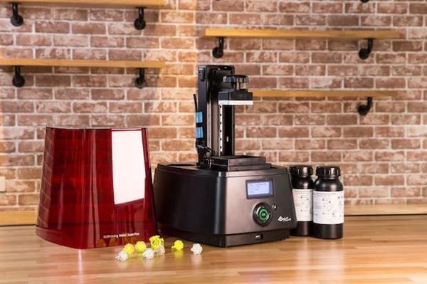 XYZprinting推Nobel Superfine DLP 3D打印机