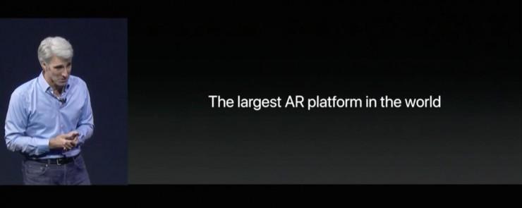 苹果在2017 WWDC上发布的ARKit为何物?