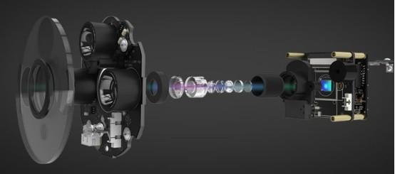 """360智能摄像机防水版:""""百毒不侵""""的人工智能安防机器"""
