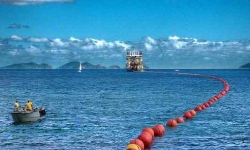 中国需加强沿海海底光缆铺设