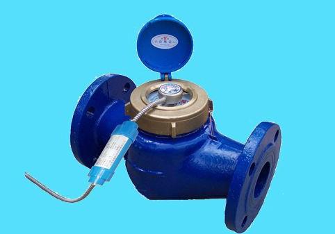 小区安装智能远传水表 迈出智慧水务第一步