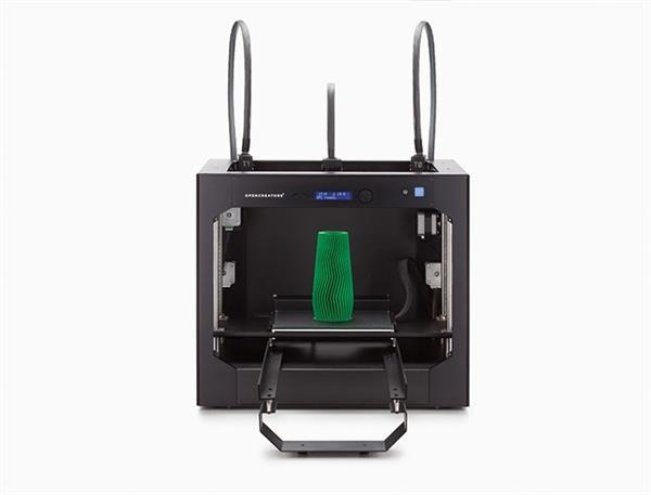 Opencreators推出BS210 3D打印机,可24小时连续自动打印