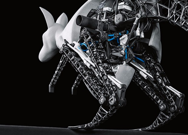 盘点十大仿生机器人 哪款是未来的希望