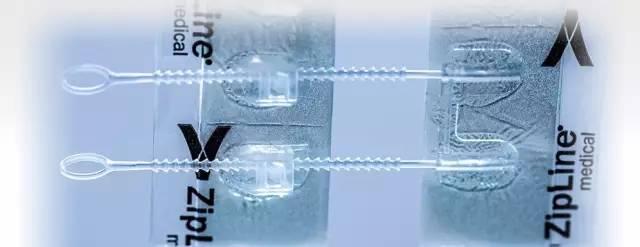 专注无创皮肤缝合器公司ZipLine获融资达1200万美元