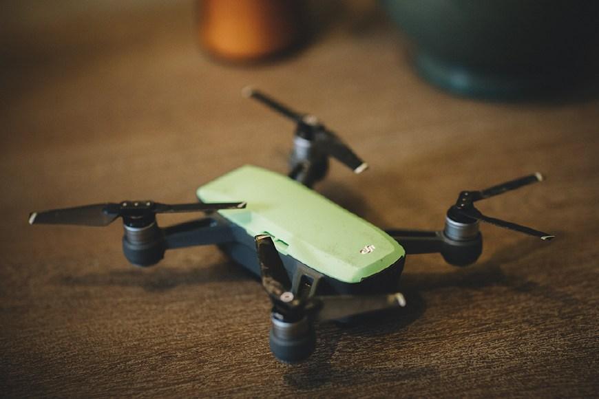 大疆Spark评测,年轻人玩得起的无人机
