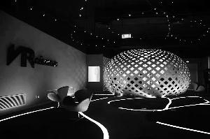 全球首家专业VR影院落户马甸 采用3D工业打印机建造