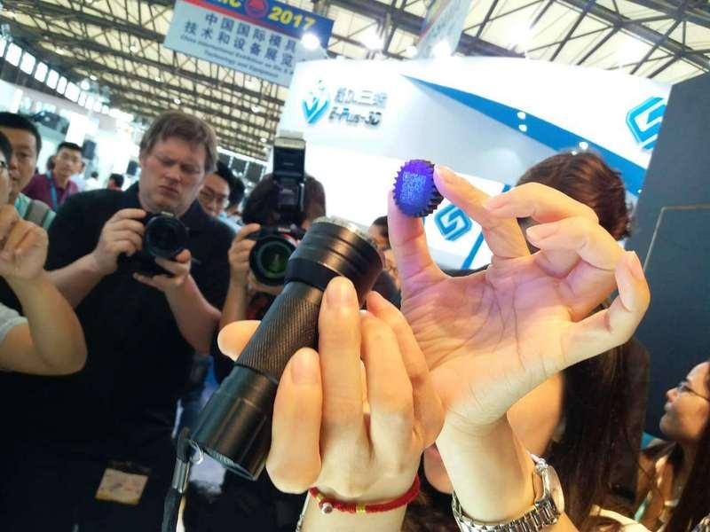 惠普3D打印业务进入中国:将率先拓展医疗保健行业
