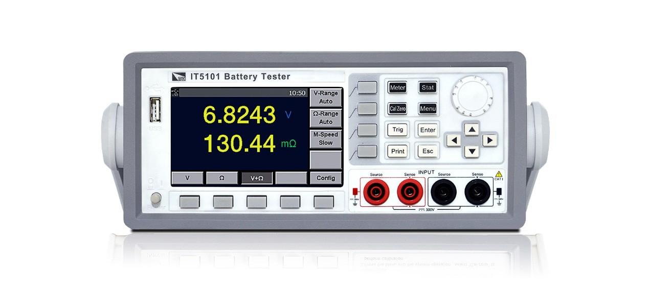 艾德克斯电池内阻测试仪IT5100