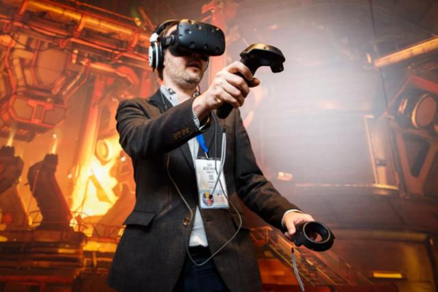 这三大原因让VR被PC游戏无情地抛弃从而VR游戏没有钱途