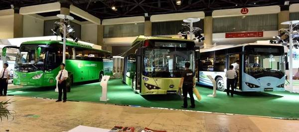 纯电动客车市场飞流直下 看比亚迪如何接招?