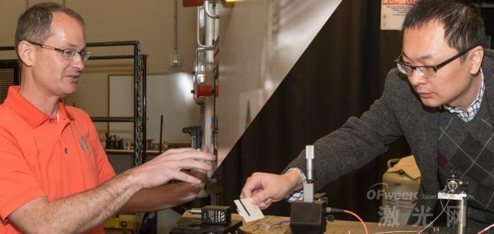 美国克莱姆森大学激光武器研究获国防部资助