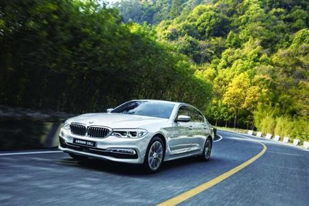 """""""工业4.0""""生产体系的先行者 全新BMW 5系Li正式下线"""