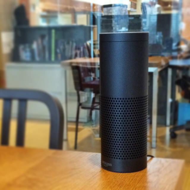 大家都在做智能音箱,作为鼻祖的亚马逊Echo有话说