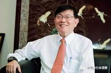 """张汝京""""三落三起""""为中国半导体崛起而奋斗"""