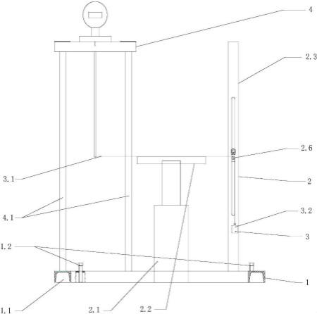 仪表最新专利:插入式靶式流量计的离线校验装置