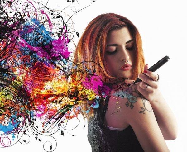 神奇纹身墨水可测血糖、钠浓度等身体监测数据