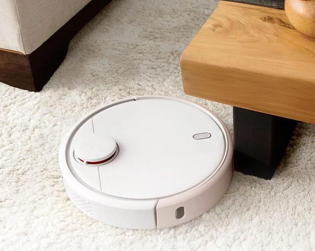小米史上最复杂的模块化智能家居产品:米家扫地机器人