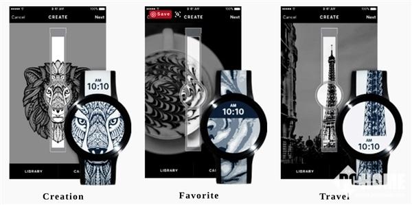 索尼推出首款电子墨水屏幕智能手表