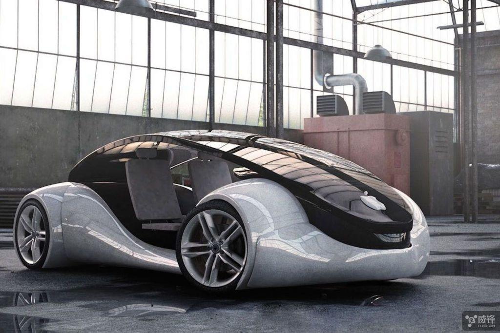 苹果与自动驾驶汽车
