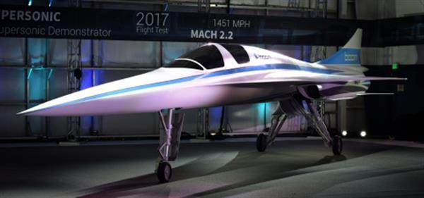 3D打印巨头Stratasys与Boom合力开发超音速飞机