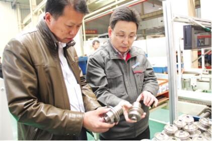 吴忠仪表勇于突破技术瓶颈 填补国内控制阀领域空白