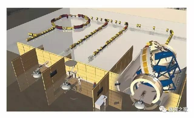 全球首台质子CT成像设备研发成功