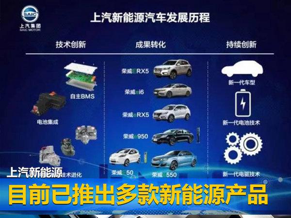 上汽新能源推高端车 PK特斯拉?