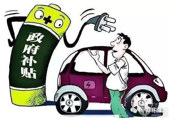 新能源车企双积分政策解读