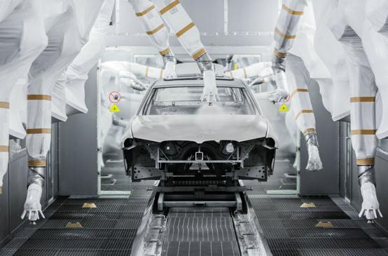 工业4.0先行者 全新BMW 5系Li正式下线