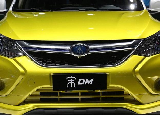 比亚迪凭借哪款车坐上中国新能源汽车第一把交椅?