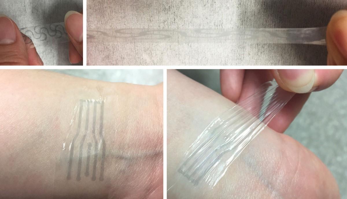 斯坦福研发出皮肤般柔软的柔性电极
