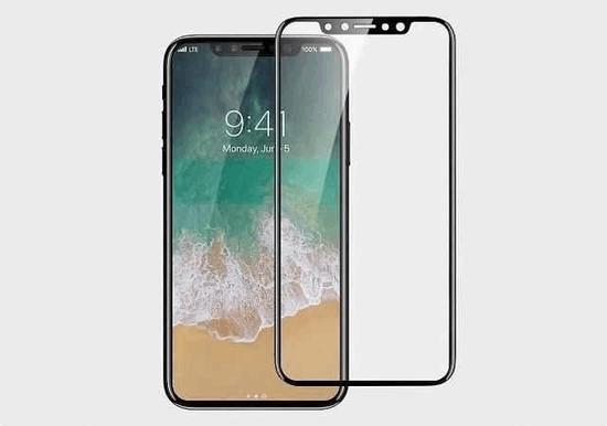 维护膜曝光苹果iPhone 8细节: 新增前置传感器