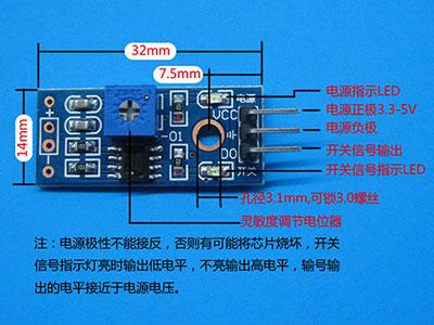 STM32之光敏电阻传感器模块的使用