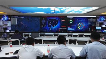 """""""智慧城管""""系统正式上线 安装逾30000个传感器"""