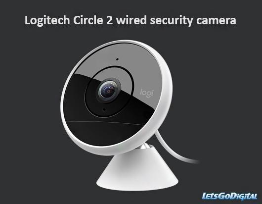 罗技推出家用安防摄像系统Logitech Circle 2