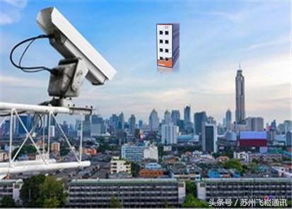 工业以太网交换机在安防领域的应用前景分析