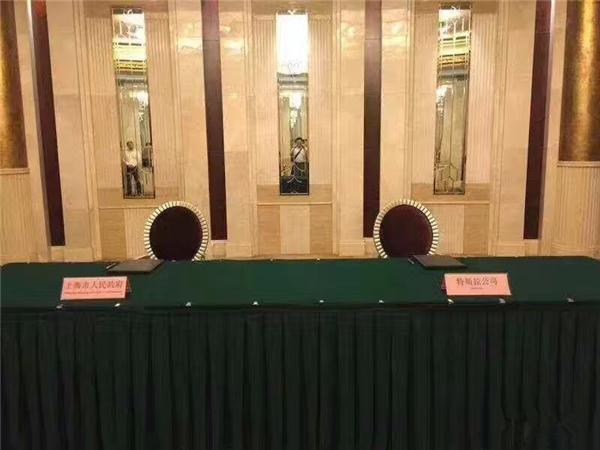 坐实了! 特斯拉与上海市政府签订在华建厂协议