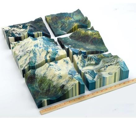 详解3D打印技术及其在地学信息领域应用进展