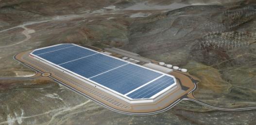 储能为新能源产业枢纽 谁能挑战特斯拉Gigafactory地位?