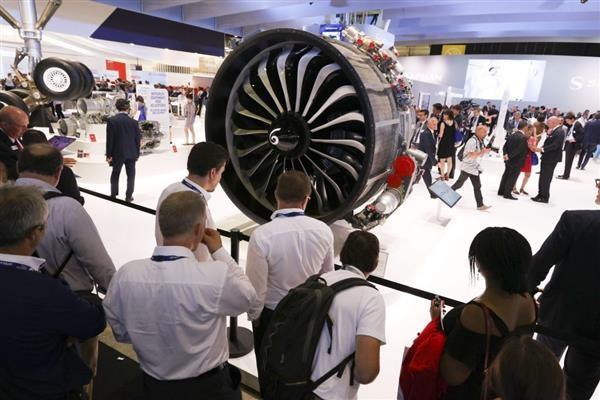 GE凭借3D打印LEAP喷气发动机在巴黎航空展拿下310亿美元订单