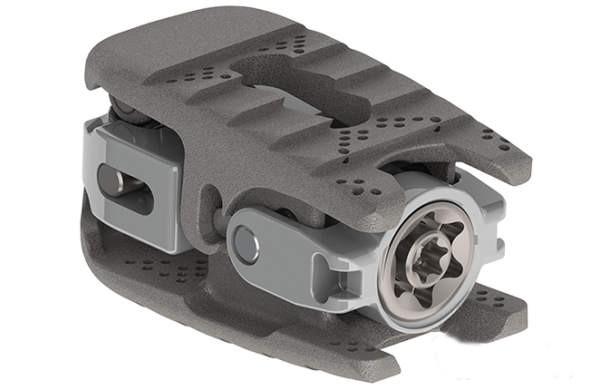K2M的3D打印MOJAVE脊柱支撑植入物获FDA批准
