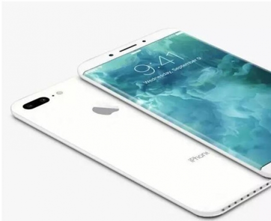 iPhone8正探索无边框屏全新传感器技术