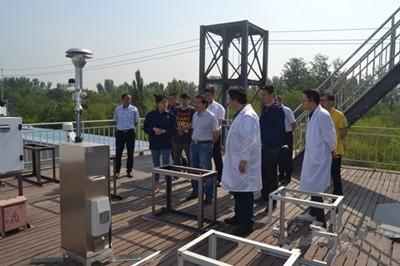 环境监测总站3000平米仪器检测基地首曝光