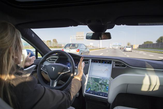 特斯拉等厂商开发传感器技术避免司机分心