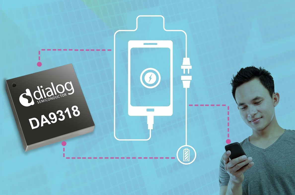 Dialog推出最新电源转换器系列 进一步完善其智能手机快充解决方案