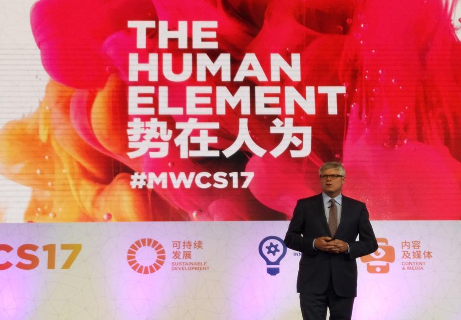 Qualcomm CEO史蒂夫.莫伦科夫:LTE技术是通向5G之路的基石