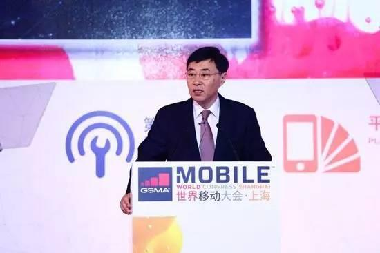 中国移动尚冰最新发布:5G、物联网重大布局