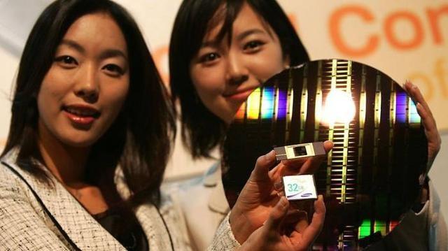 三星或上登芯片制造头把交椅 中国市场帮了大忙