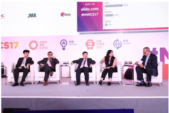 新华三MWC聚焦转型 物联网强势出击