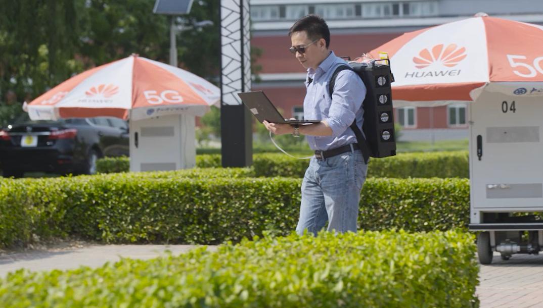 华为率先完成中国5G二阶段测试,成绩最佳